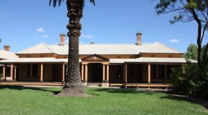 Bishop's Lodge, Hay, NSW